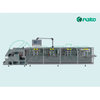 Horizontal Granule Doypack Packing Machine