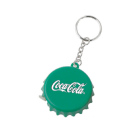 Bottle Cap Tape Measure Keychain