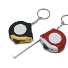 Tape Measure Key Rings