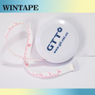 Custom printed mini digital tape measure