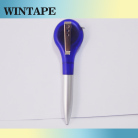 Cute custom 1m ball pen with tape measure