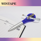 Promotion custom tape measures with ball pen