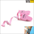 New Design fashionable customized logo multifunction pink auto medical body fat measure