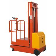 Self propelled Electric aerial order picker