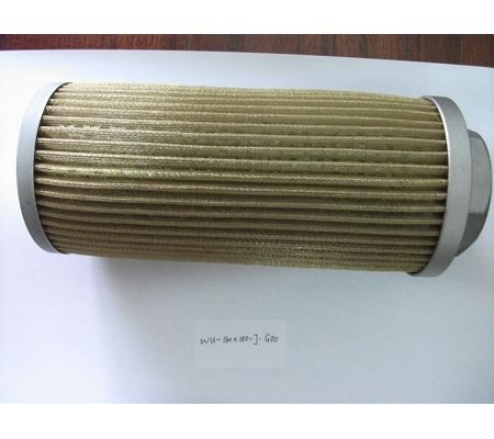 Hangcha forklift parts : Hydraulic Filter: WU-160x180-J-G00