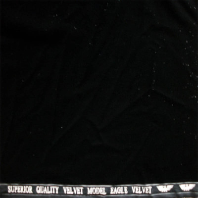 Polyester Superior Quality Velour