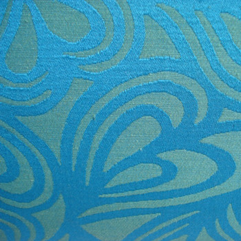 Heart Jacquard fabric