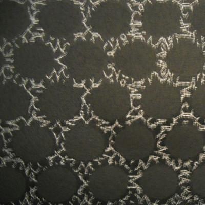 Circle Jacquard fabric