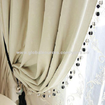 Black Out Fabric for Curtain
