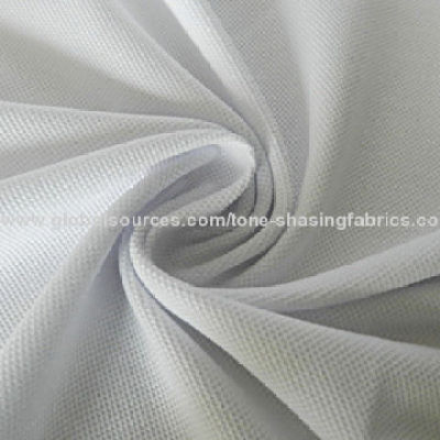 100%poly mesh fabric