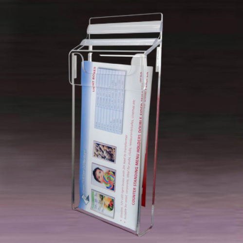Outdoor Brochure Holder China Acrylic Brochure Holder Supplier Manufacturer Ningbo Haitian