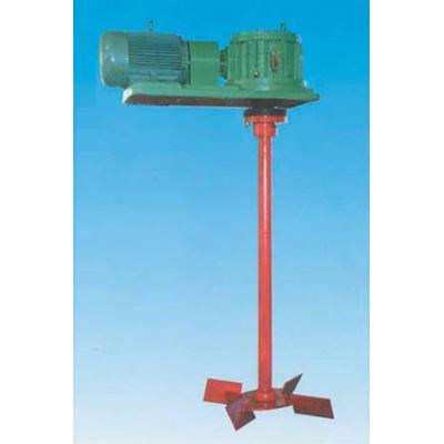 Drilling liquid agitator