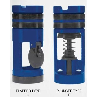 API Plunger Type Drill Pipe Float Valve