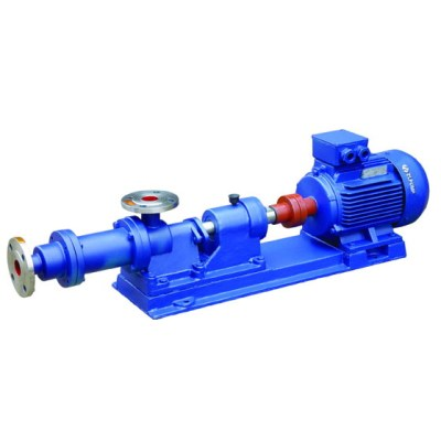 Thick Slurry Screw Pump (1-1B)