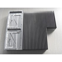 Communication heat sink