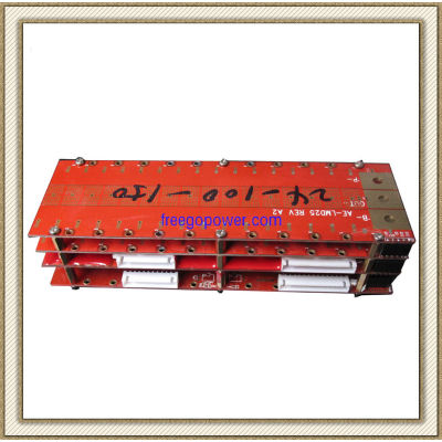 24S 72V LiFePO4 BMS for e-bike battery