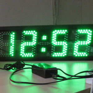 LED Wall Clock 5