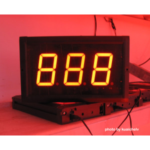 LED Countdown Clock in Seconds 3