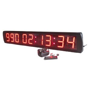 Giant Large LED Countdown/up Clock 4