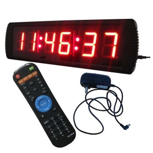 Large Countdown Timer w/ Clock Function 3