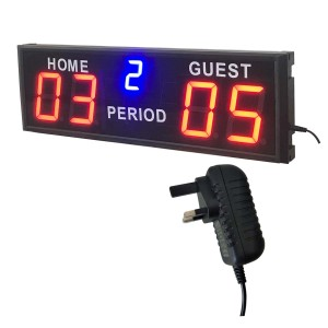 Electronic Scoreboard for Pingpang, Table Tennis and More!