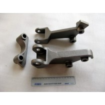 customizing steel casting hinges, door corners