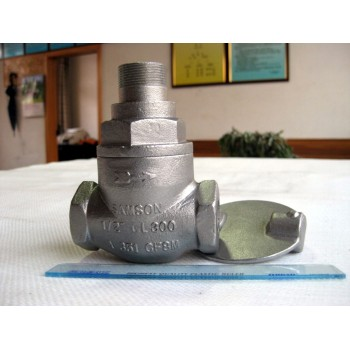 precise cast steel valves