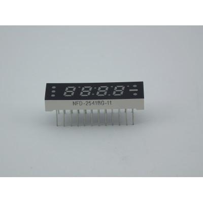 0.25inch four digits