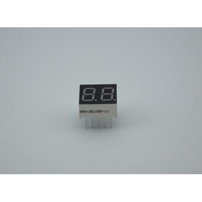 0.36inch dual digits