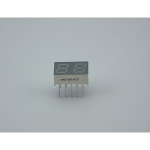 0.39inch dual digits