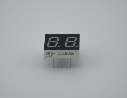 0.40inch dual digits