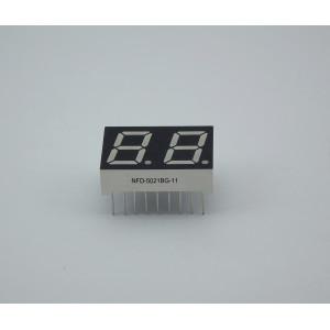 0.50inch dual digits