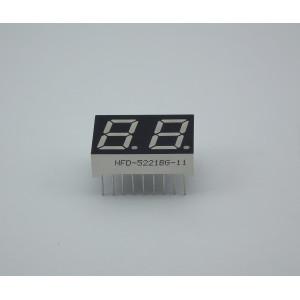 0.52inch dual digits