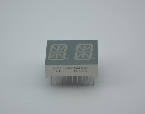 0.54inch dual digits