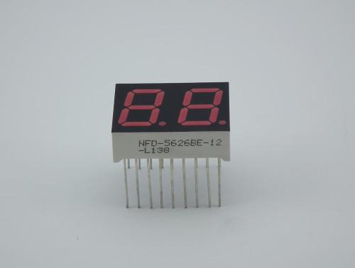 0.56inch dual digits