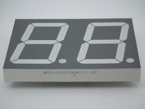 2.30inch dual digits