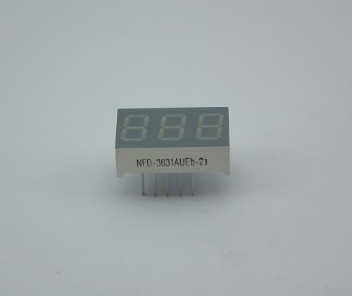 0.36inch three digits