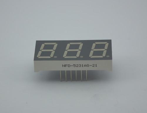 0.52inch three digits