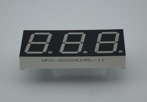 0.80inch three digits