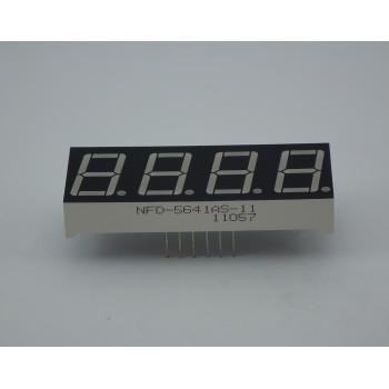 0.56inch four digits