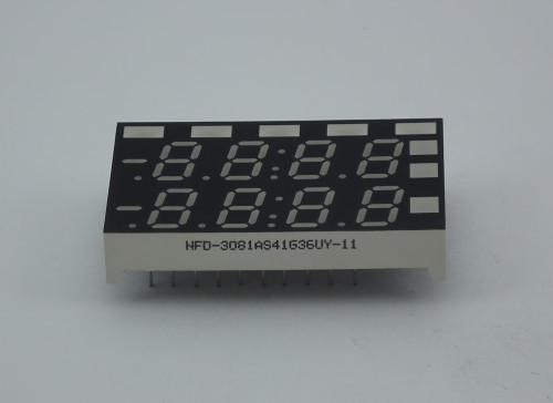 LED Eight Digit Display