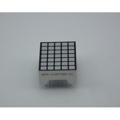1.10inch 5×7 Dot Matrix Display