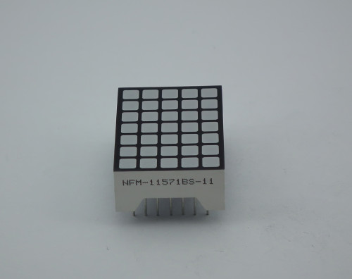 1.10inch 5×7 Dot Matrix Display
