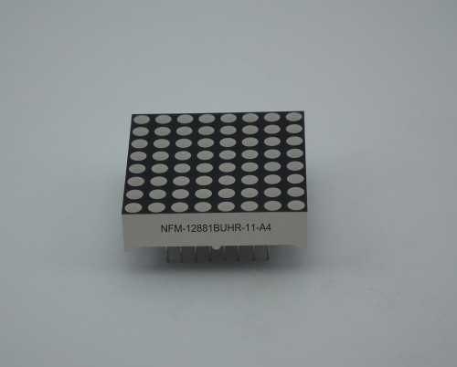 1.20inch 8×8 Dot Matrix Display