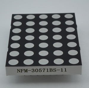 3.00inch 5×7 Dot Matrix Display