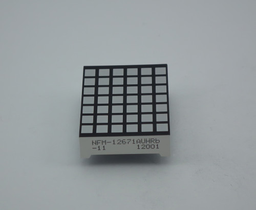 1.20inch 6×7 Dot Matrix Display