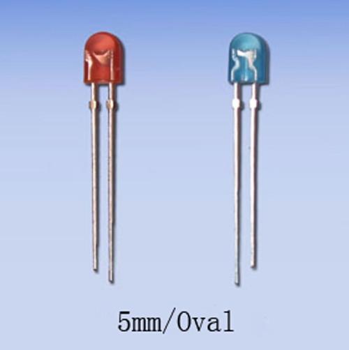 OVAL LED Lamp