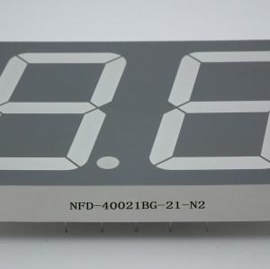4.00inch dual digits