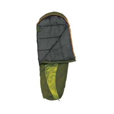 3 season dark green army mummy sleeping bag