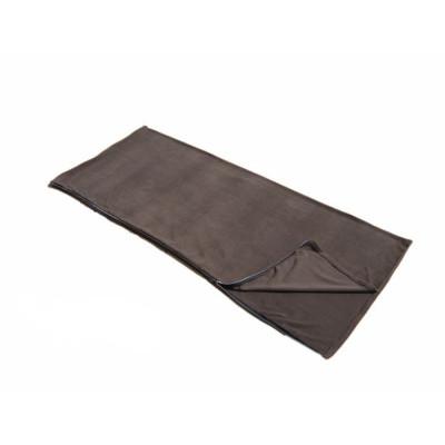 Summer envelope blanket fleece sleeping bag